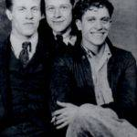 28 - L to R (I think) are Berts Childers, Drewy Browning and Jimmy Bevino