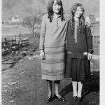 Leona Brown and Virginia Taylor -March 1926