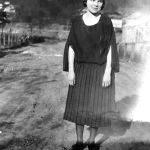 Leona Brown Hatfield -1923
