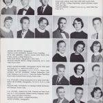 1957 Logan High School Yearbook,