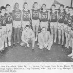 1961 Logan Central Jr. High School Rocket Varsity Basketball Team