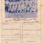 1965 Logan Civic Little League Booklet