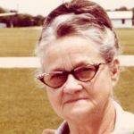 Maude Deskins of Texas, formerly of Cherry Tree, mother of Budddy Deskins