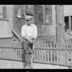 Omar, WV, Oct. 1935, Ben Shahn, Photographer. Courtesy of Library of Congress.