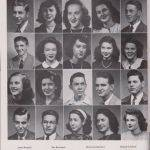 1947 LHS Yearbook, Page 16.