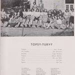 1947 LHS Yearbook, Page 85