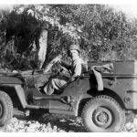 PFC David O. Ryan on Siapan during WWII