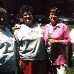 Reunion 2000 - Peggy Gore, Pearly Curry, Patty Gore, Dot Damron