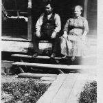 Scott and Alice Taylor July 4, 1923.