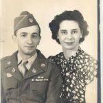 Steve and Anna Tarkany 1944