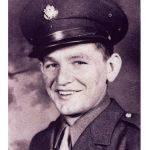Steve Solo, Corporal, 1943-1946.