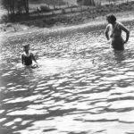 Swimming at Gilbert