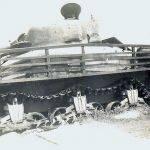 Tank in France