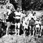 Taylor Family Swim outing at McConnell -1931