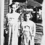 Virginia and Elizabeth Taylor 1920