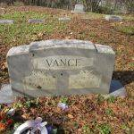 W. A. (Hent) and Susie May Vance