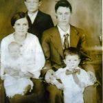 Workman Family Photo