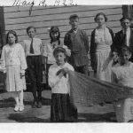 Yuma School Wide Awake Club May 19, 1922