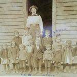 1914 Whitman Grade School, Logan County, WV
