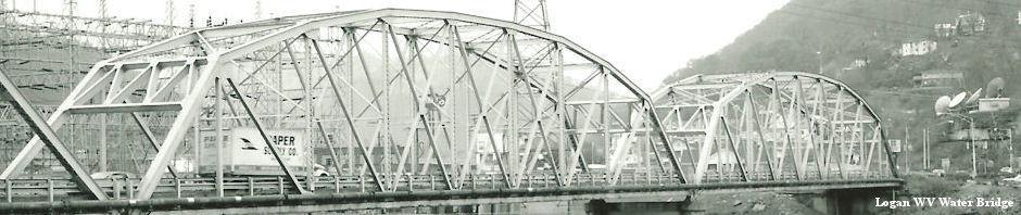 Logan WV Water Bridge