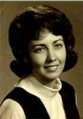 Dolores Riggs - 1964 engagement picture