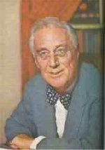 Photo of President Franklin Roosevelt