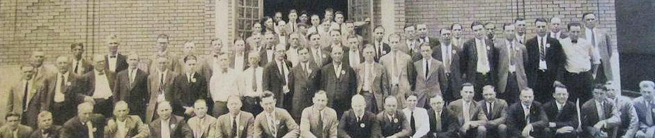 Logan, WV Masonic Lodge Members Header Image