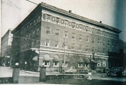 Old Aracoma Hotel