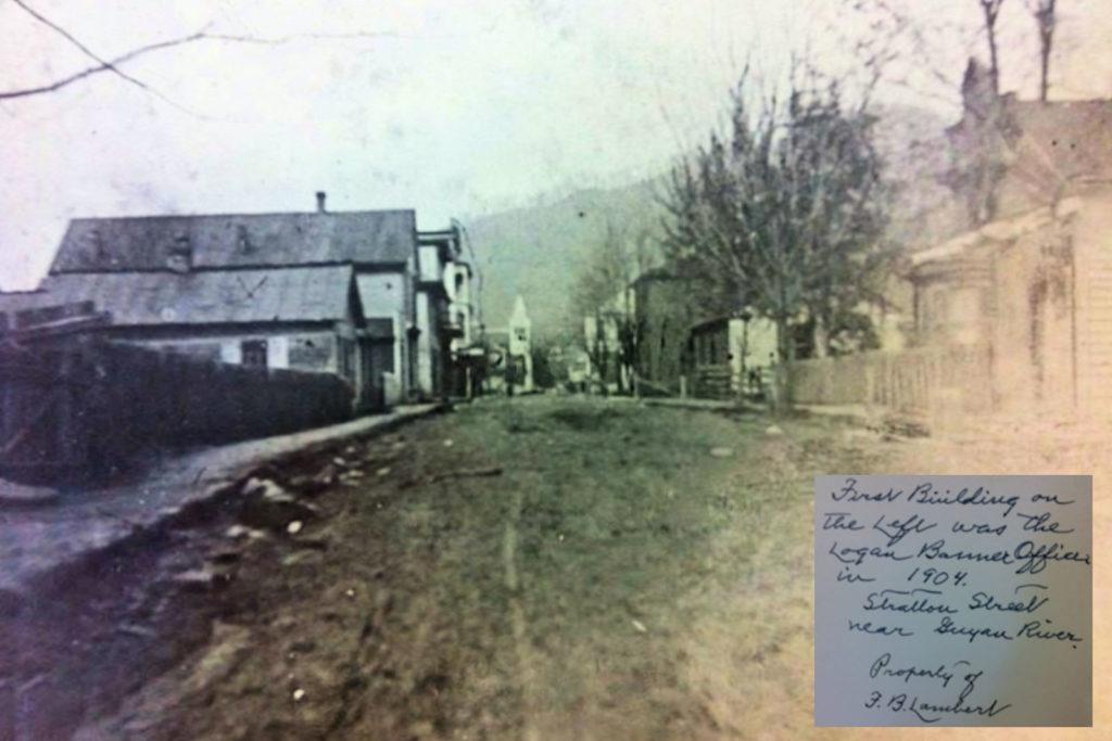 Ragland's History of Logan County - 1896