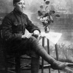 Alonzo Clyde Taylor WWI