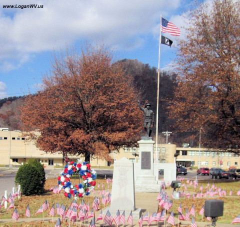 Midelburg Island Veterans Day 11-11-11