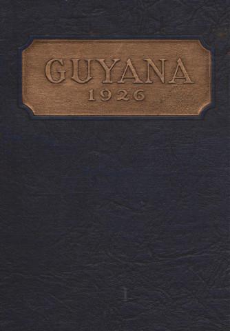 Logan High School, Guyana 1926