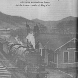 Big Creek Depot, Tracks Magazine, March 1955, Page 6