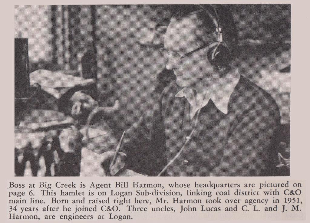 Bill Harmon, March 1955, Tracks Magazine, Page 16