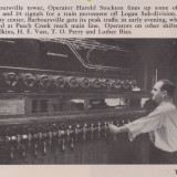 Harold Stockton, March 1955, Tracks Magazine, Page 16