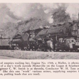Peach Creek, WV March 1955, Tracks Magazine, Page 9