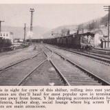 Peach Creek Yard, March 1955, Tracks Magazine, Page 13