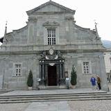 The chapel at Santuario di Oropa