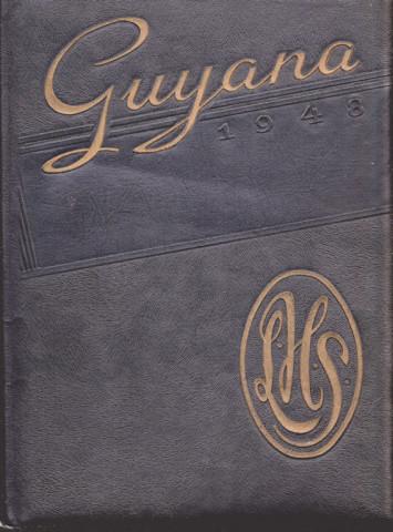 Logan High School 1948 Yearbook