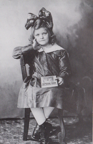 Elizabeth Thurmond, circa 1914