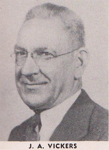 J. A. Vickers