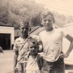 Ronnie & Bobby Szakal with Jack Tiller