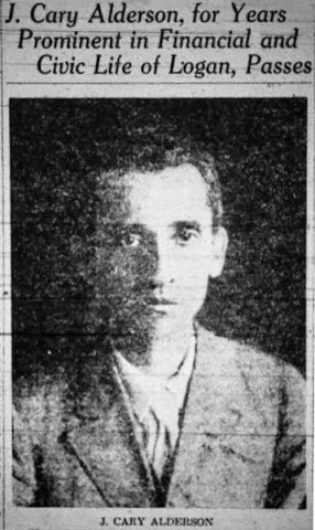 John Cary Alderson
