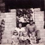 Burgess Family, Blair Mountain, Logan County WV