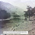 1902-3 River Scene, Logan, WV