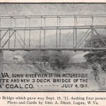 1911 Logan, WV Bridge