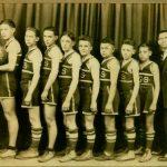 1924 Monaville Grade School Basketball Team