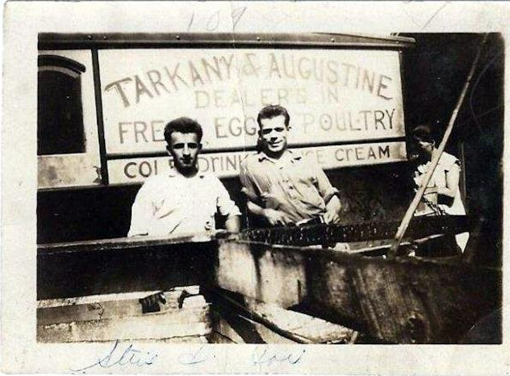1931 Steve Tarkany and Joe Augustine