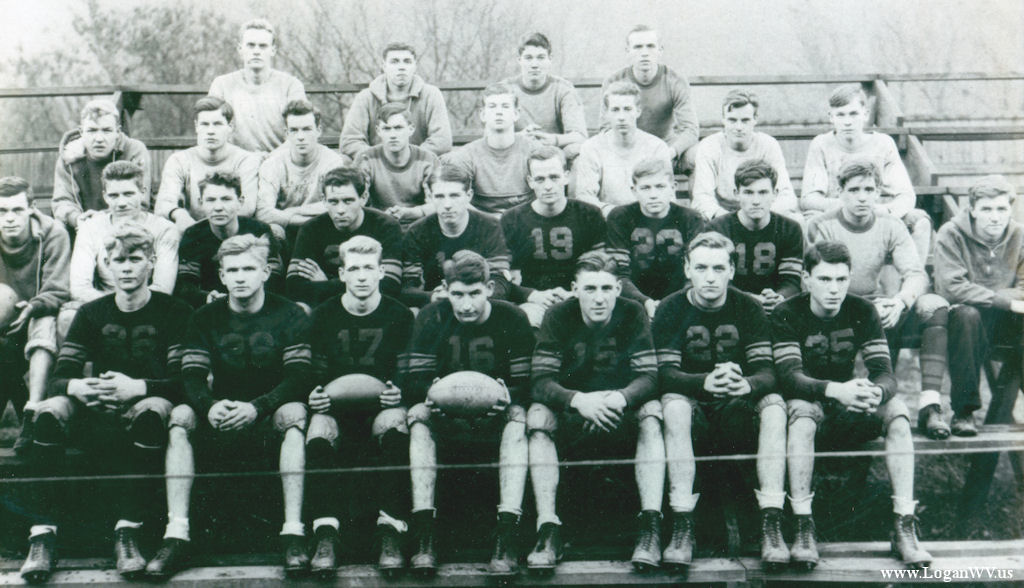 1936 LHS Football Team