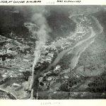 1938 Logan, WV looking East